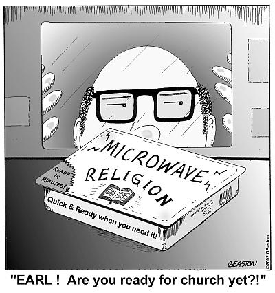 microwave-religion