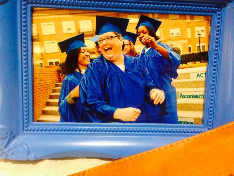 kelly graduation