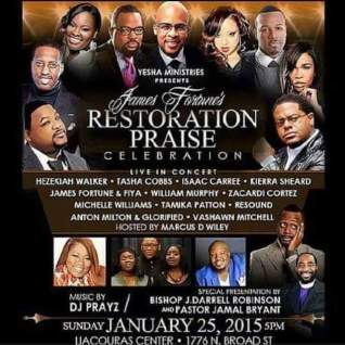 james fortune restoration